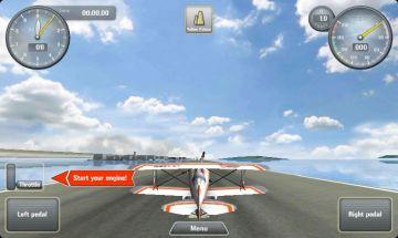 飞行表演赛 AA Race Free v3.2.1图