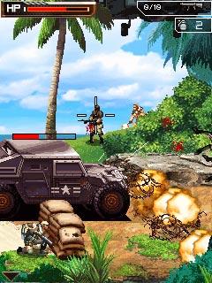 现代战争4-决战时刻 Modern Combat 4: Zero Hour图