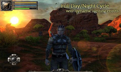 阿尔龙:剑影 Aralon: Sword and Shadow v4.52截图