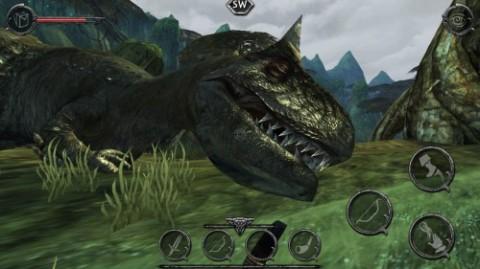 掠夺之剑:暗影大陆  汉化版 Ravensword: Shadowlands v1.3截图