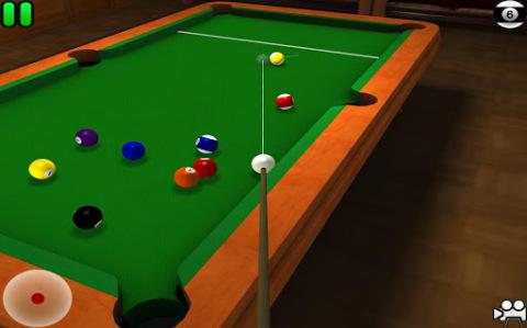 3D台球 Pool 3D v1截图