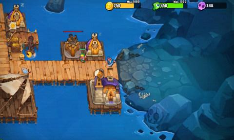 请叫我海盗 加勒比传奇 Pirates Journey v1.1.1截图