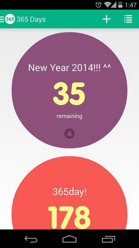 365天倒计时 365 Days v1.7.4图