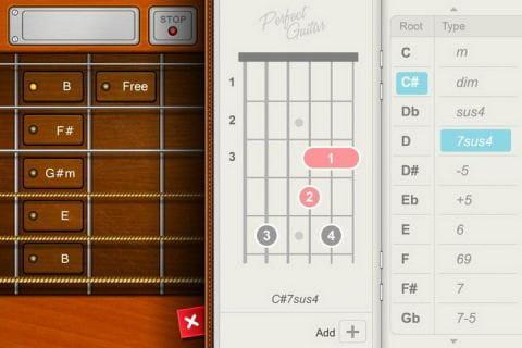 Perfect Guitar v634161205截图