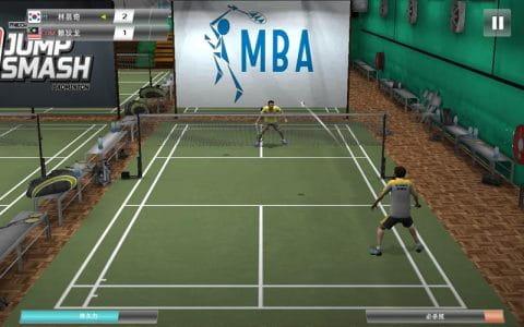 羽球杀传奇版2014   修改版   JumpSmash Legend  v1.2.42截图