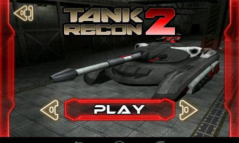 侦察坦克2 Tank Recon 2 v3.0.390截图