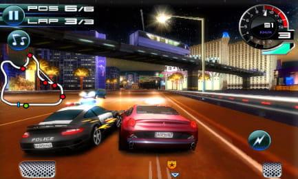 都市赛车5 Asphalt5  v3.0.3截图