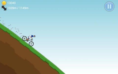 急速下山 Down the hill   v1.1.23截图