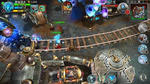 混沌与秩序 英雄战歌 Heroes of Order  Chaos v1.7.2a截图