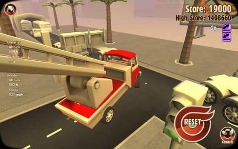 车祸英雄  修改版 Turbo Dismount v1.9.0截图