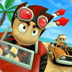 沙滩车竞速  中文直装修改版 Beach Buggy Racing v1.2