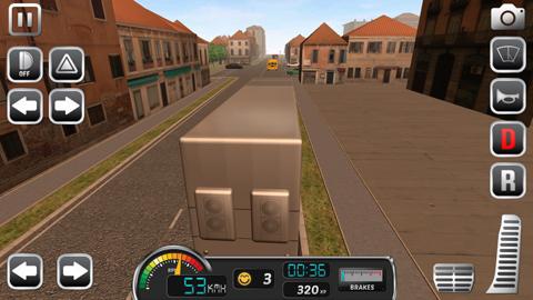 模拟巴士2015 Bus Simulator 2015 v1.7.0截图