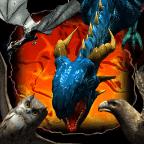野生龙:鸟猎人 修改版 Wild Dragon:Bird Hunter v1.0