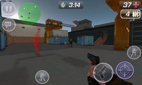 反恐精英 修改版 Critical Strike Portable  v3.589截图