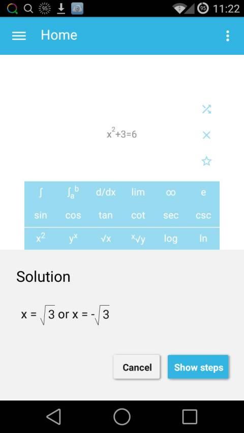 数学计算 MalMath v3.1.0截图