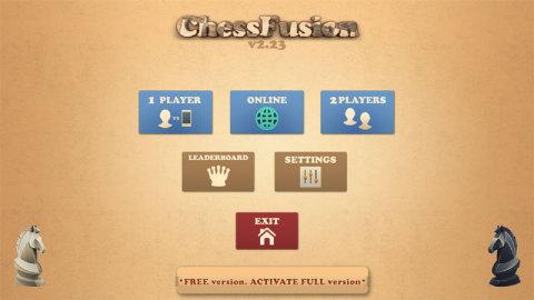 国际象棋融合版 Chess Fusion Free v2.23截图