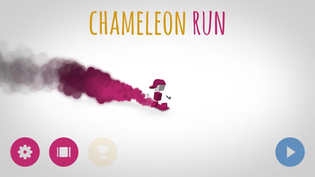 极速变色龙   汉化版 Chameleon Run v1.0截图