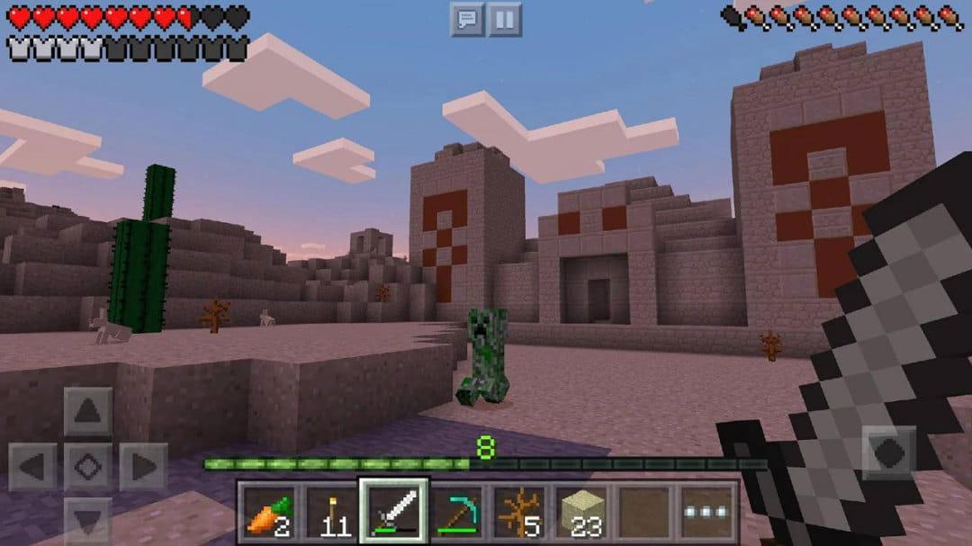 我的世界    Minecraft Pocket Edition v1.0.2.1截图