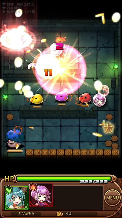 地下城弹珠 Dungeon Balls v1.0.9截图
