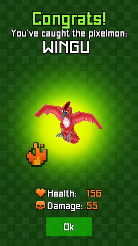 像素精灵宝可梦go  Pixelmon GO v1.9.37截图