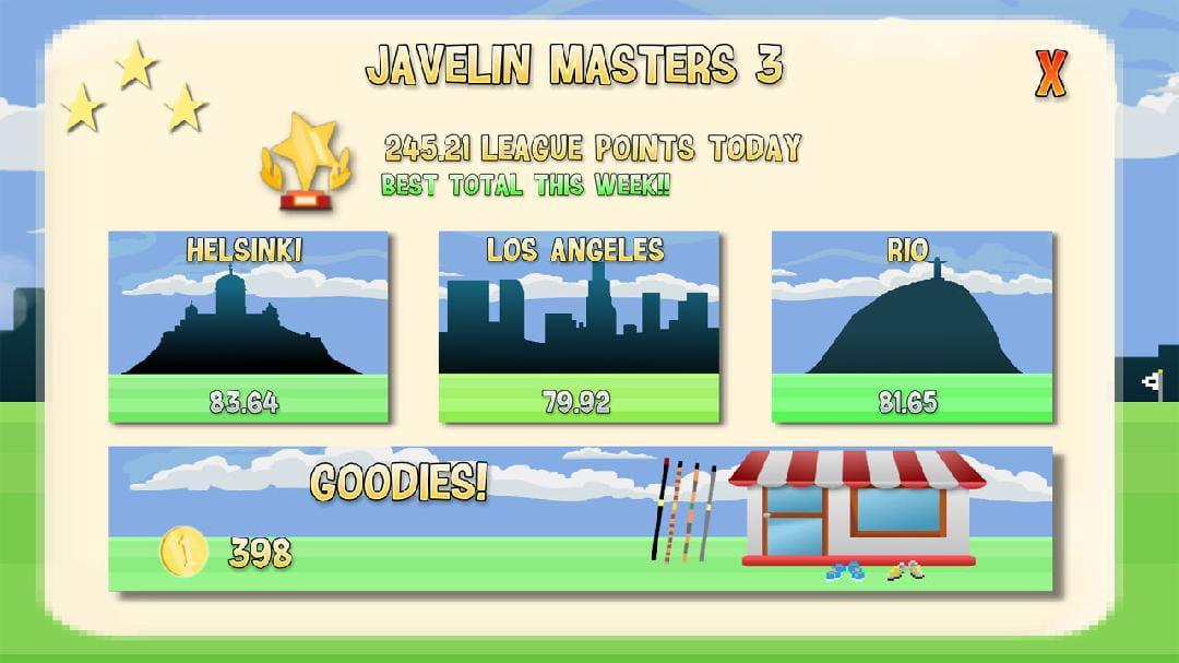 标枪大师3  Javelin Masters 3  v1.5.0截图