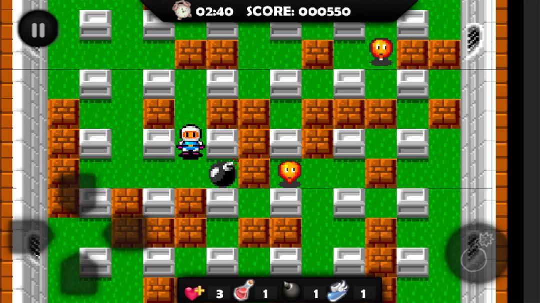 炸弹超人   Bomber man   v1.5.1截图