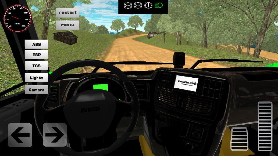 欧洲卡车速度3  EURO TRUCK SPEED 3  v1.70截图