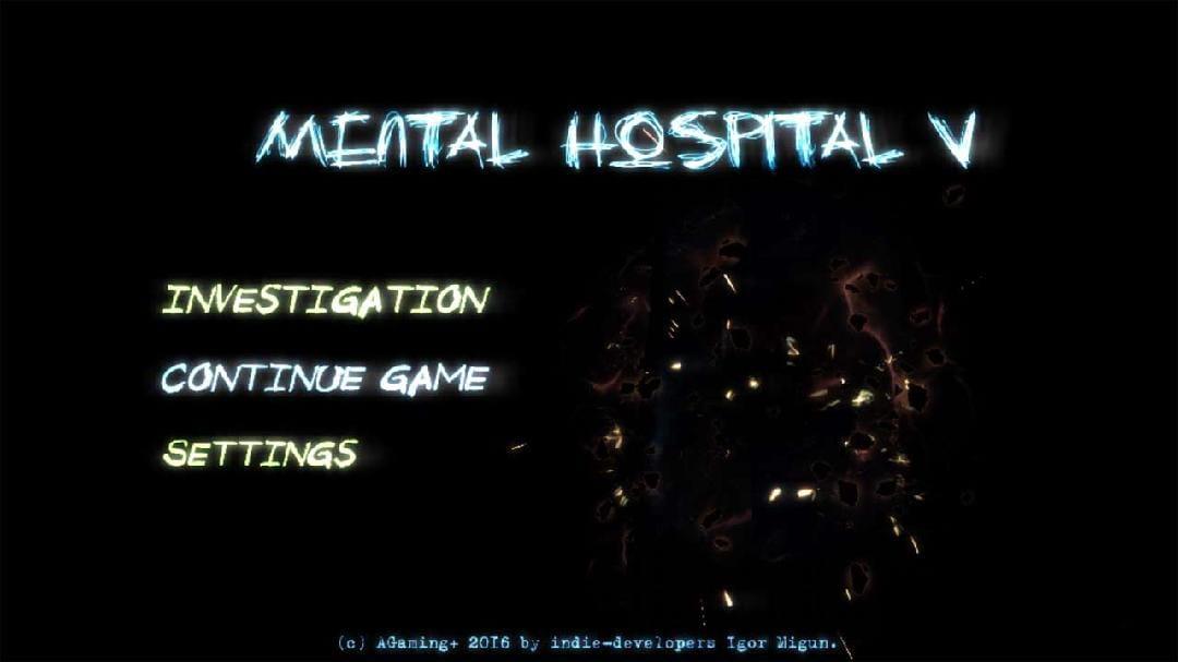 精神病院5   Mental Hospital V  v1.00.01截图