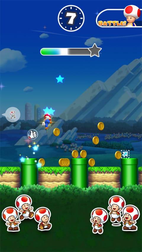 超级马里奥跑酷 Super Mario Run v2.0.1截图