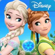 冰雪奇缘 冰纷乐 Frozen Free Fall v5.0.0