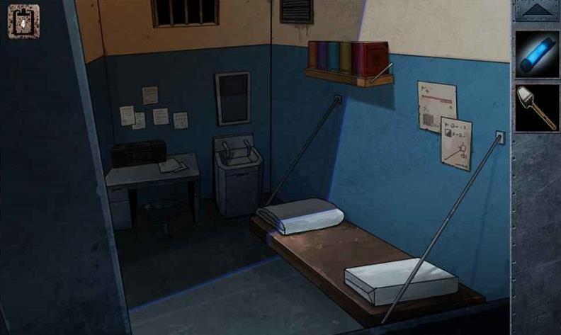 越狱4连环房间中文版 v1.1截图