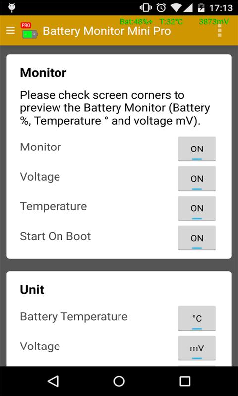 电池监视器Pro v1.0.107图