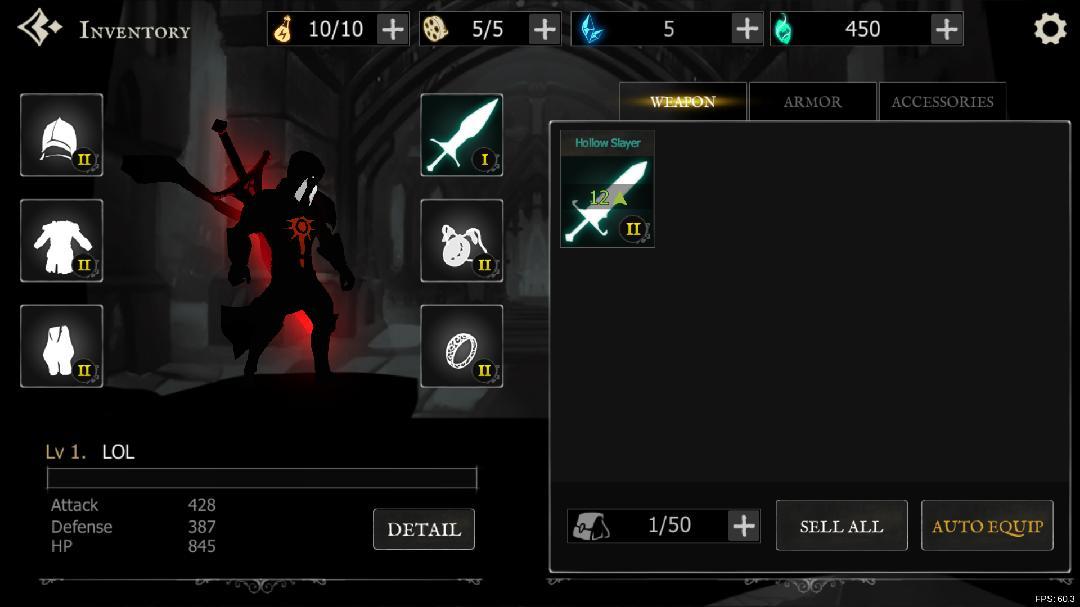 死亡之影黑暗骑士 v1.30.2.0图