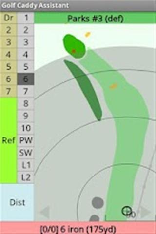 高尔夫球球童助理 v1.6图