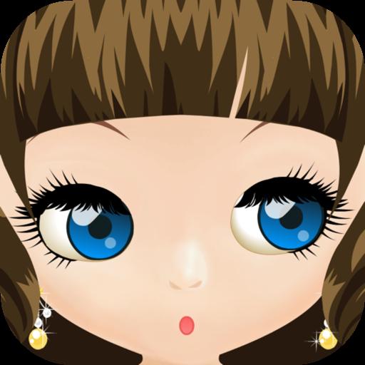 装扮 - 娃娃沙龙 Dress Up - Doll Salon