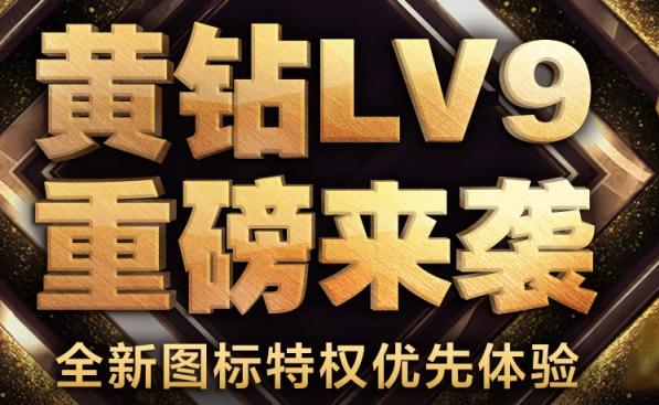 腾讯QQ空间黄钻LV9体验活动揭秘,新增四大逆天特权