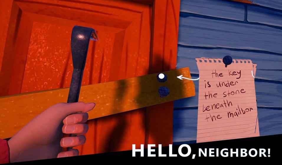 隔壁的神秘面紗 v1.2图