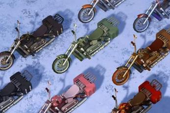 地球末日摩托车颜色样式汇总 Last Day on Earth摩托车颜色大全