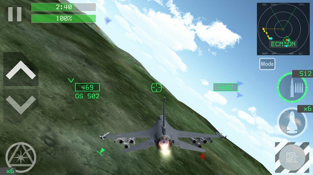 现代战斗机 v1.3.1图