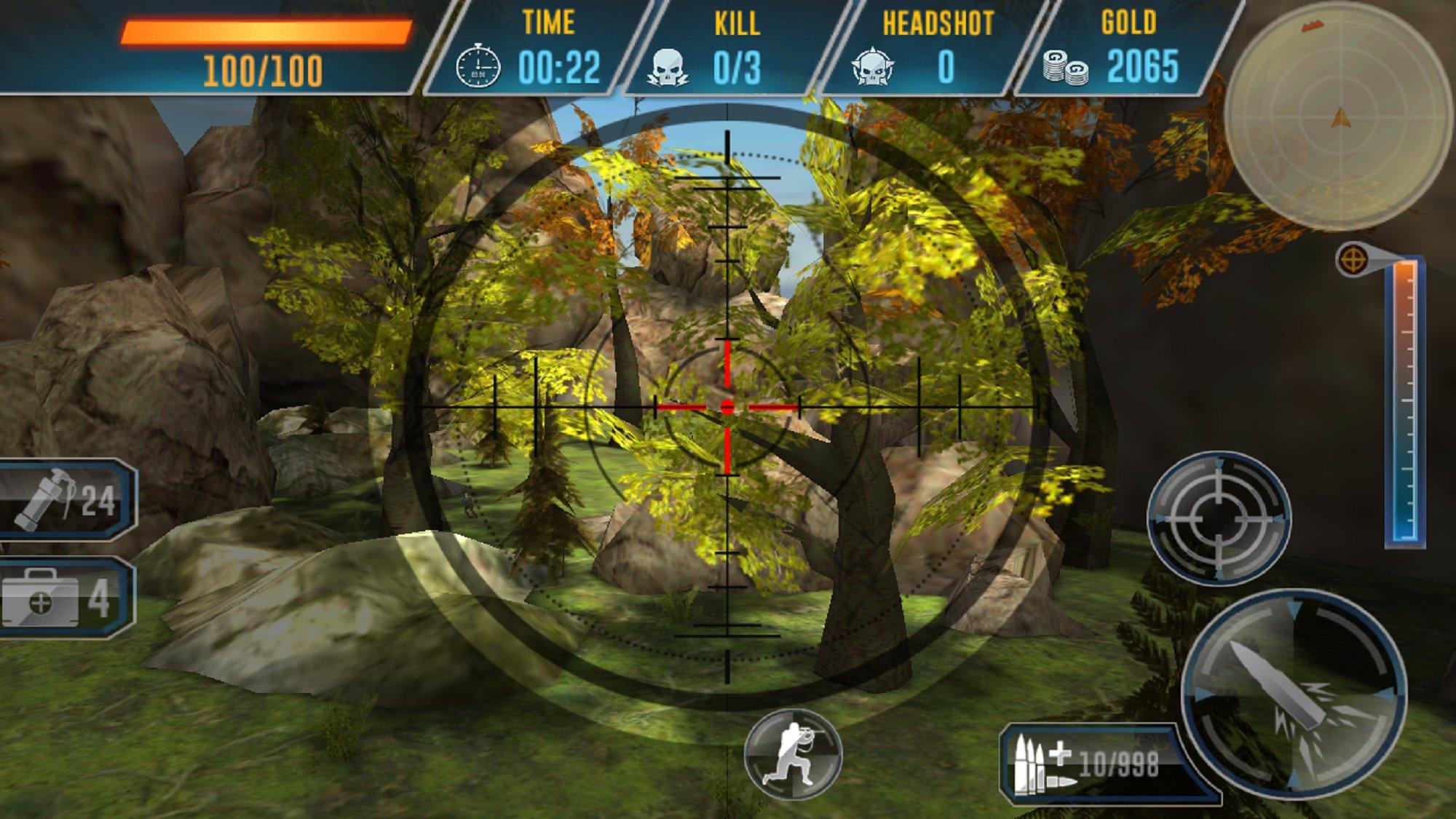 狙击手射杀恐怖分子 v1.0.1图