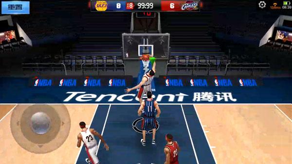 最强NBA内线进攻攻略 内线进攻强化方法