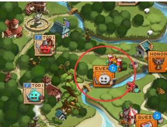 不思议迷宫欢乐园游会在哪 欢乐园游会时间、进入攻略