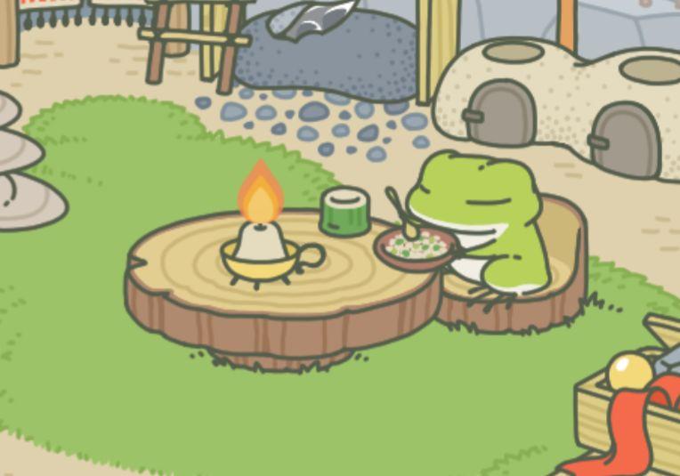 旅行青蛙路线怎么看 青蛙旅行区域线路图分享