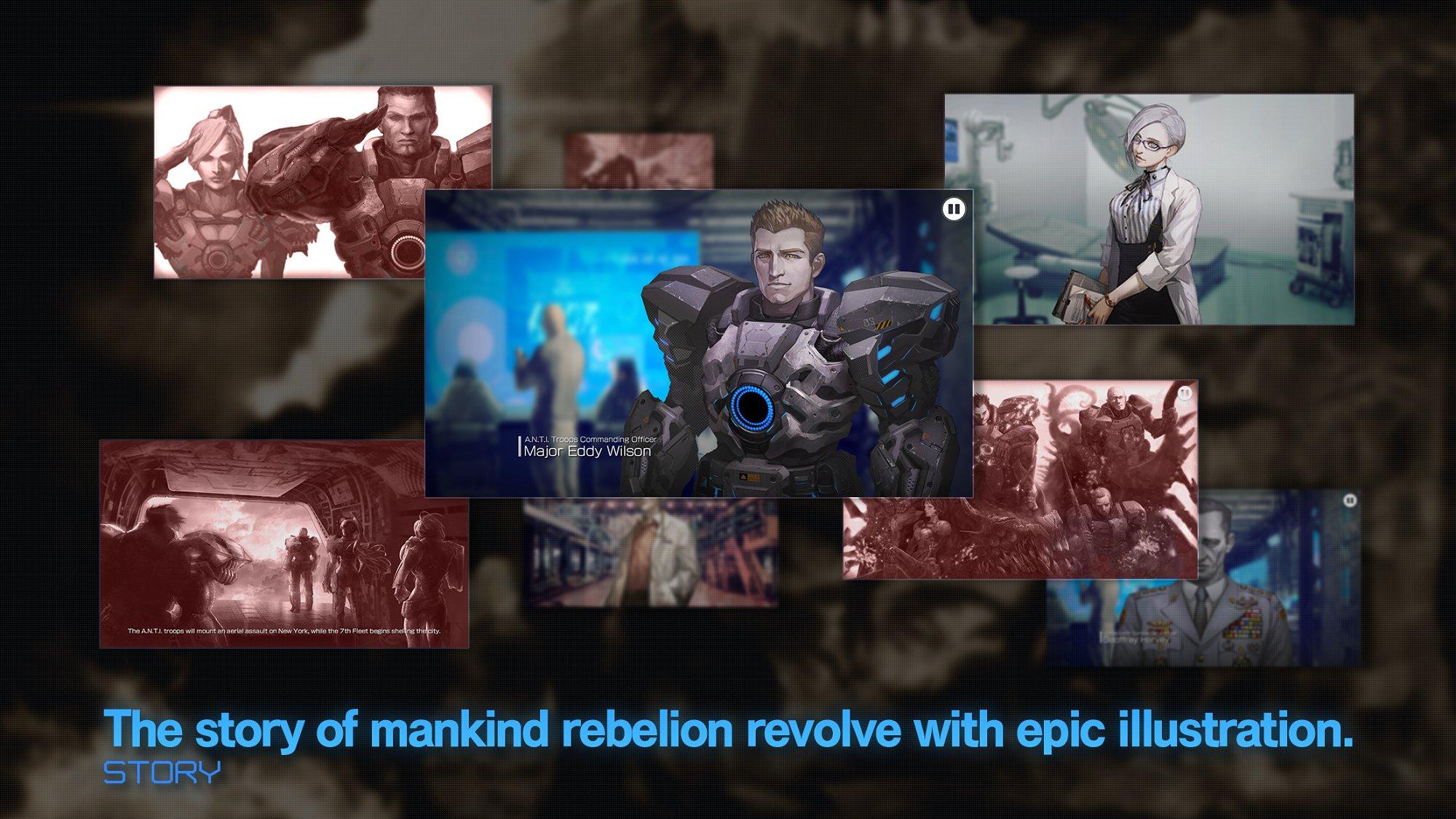 地球战争 v1.0.2截图
