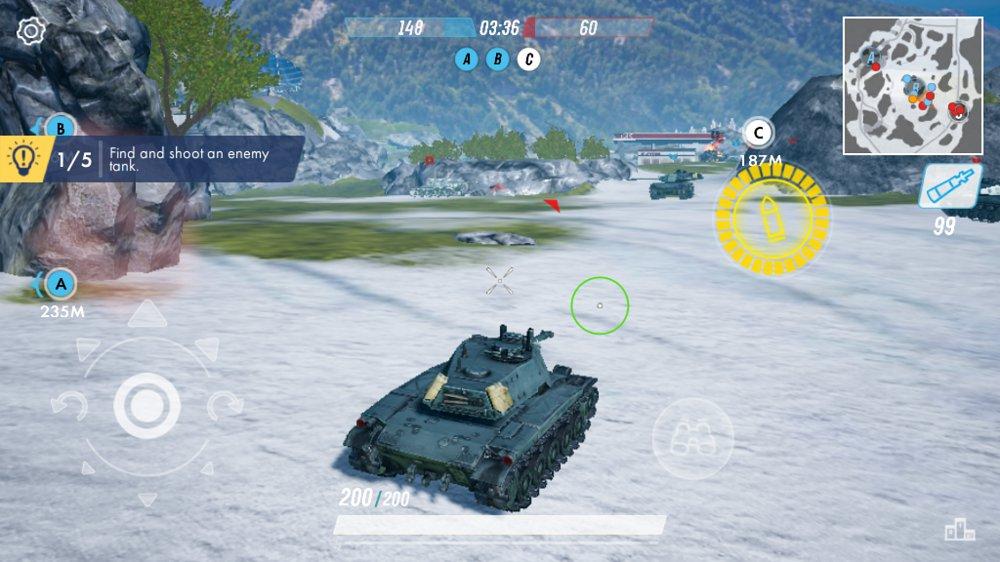 装甲决战:突击 v1.0截图