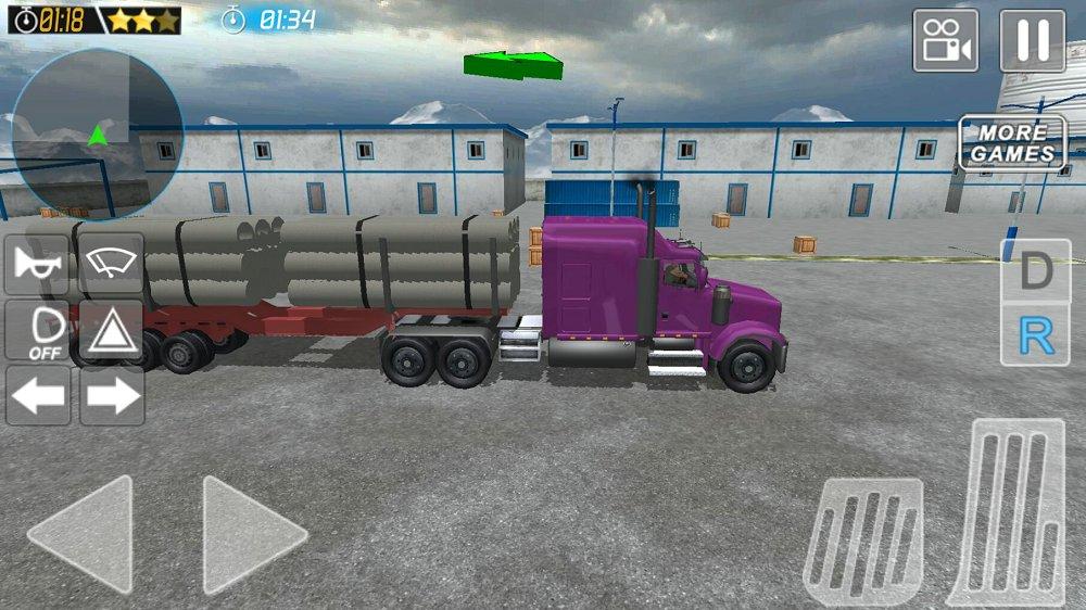 美国卡车司机:西雅图山 v1.2截图