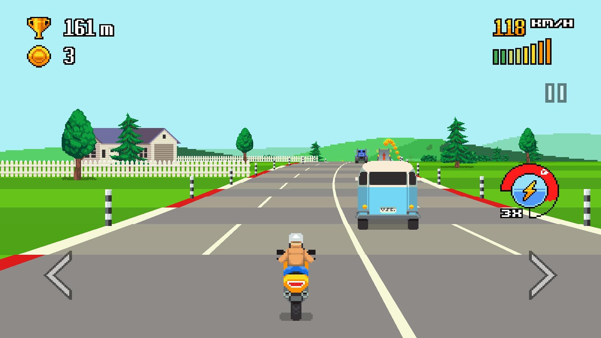复古公路 v1.0.8图