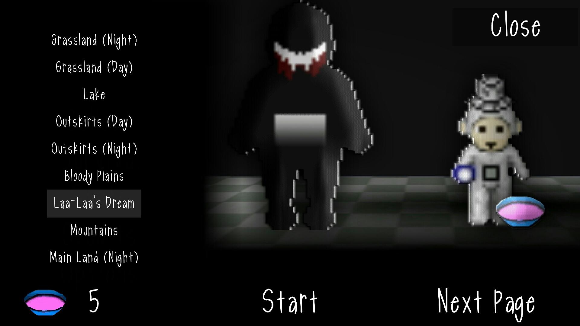 鬼畜天线宝宝2D 2 v1.0截图