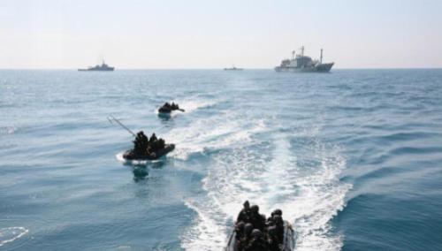 荒野行动弘扬海军正能量 蛟龙突击队动作捕捉致敬海军节