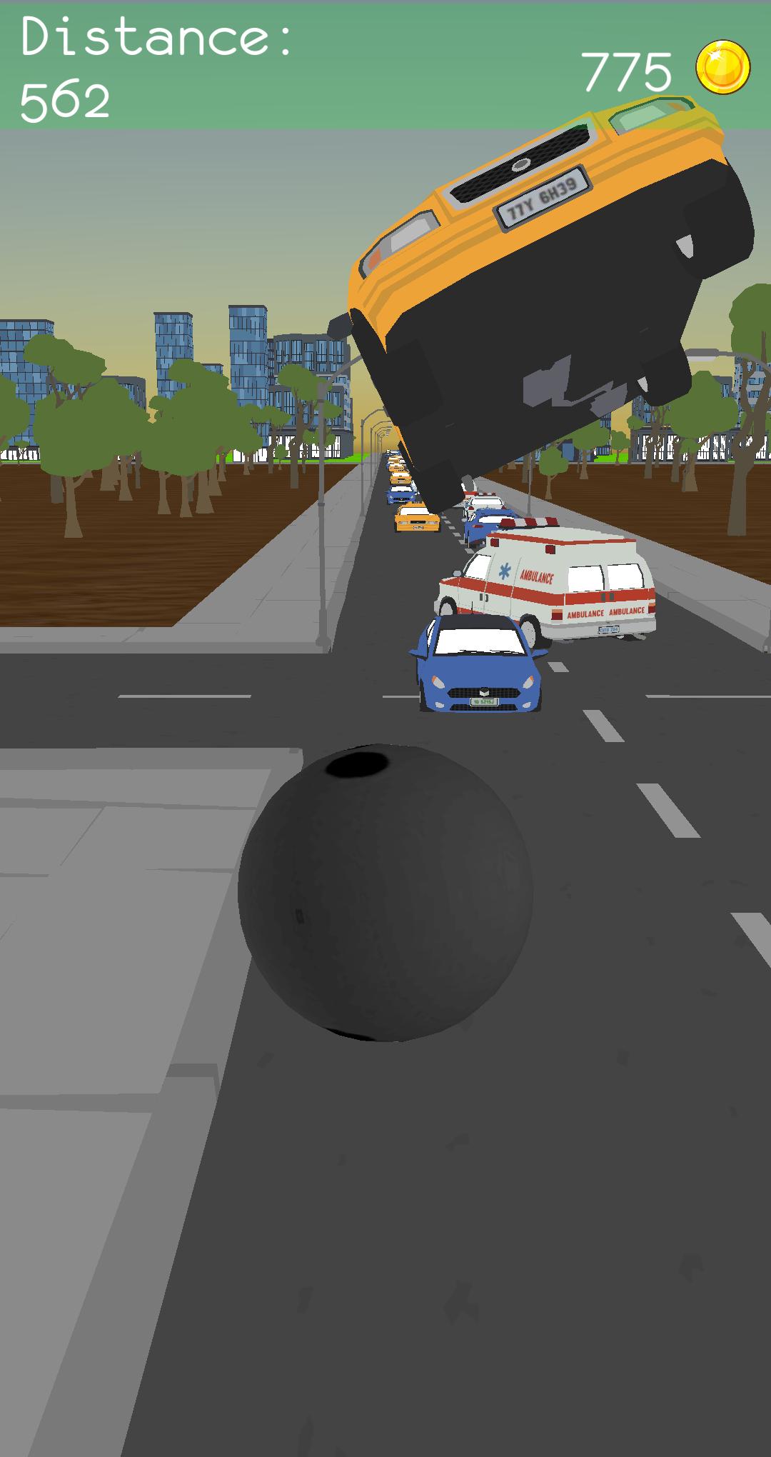 保龄球街道 v1.1截图